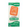 Good Karma Flax Milk - Protein - Vanilla - Case of 6 - 32 fl oz. HGR 2204592