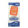 Good Karma Flax Milk - Protein - Vanilla - Case of 6 - 32 fl oz. HGR 2204600
