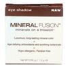 Mineral Fusion Eye Shadow - Raw - 0.1 oz.. HGR 2221455