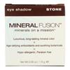 Mineral Fusion Eye Shadow - Stone - 0.1 oz.. HGR 2221463