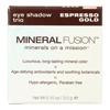 Mineral Fusion Eye Shadow Trio - Esp Gold - 0.1 oz.. HGR 2221497