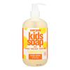 Everyone Kid Soap - Orange Squeeze - Case of 1 - 16 fl oz.. HGR 2240141