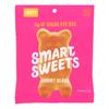 Smartsweets Gummy Bears Fruity - Case of 12 - 1.8 oz. HGR 2253375