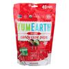 Yummy Earth Organic Pops - Candy Cane - CS of 18-8.50 oz. HGR 2264281