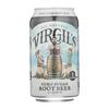Soda Zero Sugar Root Beer - Case of 4 - 6/12 FZ