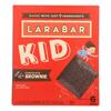 Larabar Bar Kids Chocolate Brownie - Case of 8-6/.96 oz. HGR 2268100