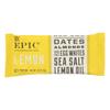 Epic Bar Performance Lemon - EA of 9-1.87 oz. HGR 2275105