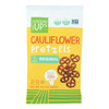 From The Ground Up Cauliflower Pretzel Sticks - Twist - Case of 12 - 4.5 oz.. HGR 2278398