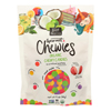 Gourmet Chewies - Organic Chewy Candies - Pouch - Case of 12 - 4 oz..