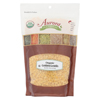 Organic Golden Lentils - Case of 10 - 22 oz.