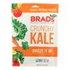 Brad's Plant Based Crunchy Kale - Cheeze It Up - Case of 12 - 2 oz.. HGR2296465