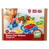 Green Toys Race Car Maker Dough Set - 1 Count HGR 2307023