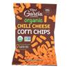 R. W. Garcia Organic Corn Chips - Case of 12 - 7.5 oz. HGR 2323954