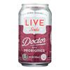 Live Soda Soda Doctor Probiotic - Case of 4-6/12 fl oz.. HGR 2324127