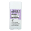 Acure Deodorant - Lavender and Coconut - 2.25 oz. HGR 2328219