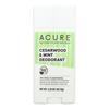Acure Deodorant - Cedarwood and Mint - 2.25 oz. HGR 2328250