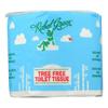 Rebel Green Tree Free Toilet Tissue - Case of 40 - CT HGR 2329001
