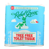 Rebel Green Tree Free Toilet Tissue - Case of 18 - 4 Count HGR 2329068
