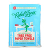 Rebel Green Tree Free Paper Towels - Case of 20 - 2 Count HGR 2329084