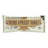 Thunderbird Real Food Bar - Almond Apricot Vanilla - Case of 15 - 1.7 oz.. HGR 2330611