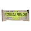 Thunderbird Real Food Bar - Pecan Goji Pistachio - Case of 15 - 1.7 oz.. HGR 2330686