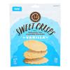 34 Degrees Crisps - Sweet Vanilla - Case of 12 - 4 oz.. HGR 2336477