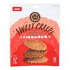 34 Degrees Crisps - Sweet Cinnamon - Case of 12 - 4 oz.. HGR 2336493