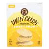 34 Degrees Crisps - Sweet Lemon - Case of 12 - 4 oz.. HGR 2336501
