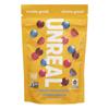 Unreal Crispy Quinoa Chocolate Gems - Dark Chocolate - Case of 6 - 5 oz.. HGR 2339463