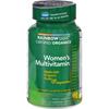 Rainbow Light Certified Organics Womens Multivitamin - 120 Vegetarian Capsules HGR 0235408