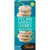 Pamela's Products Pecan Shortbread Cookies, Gluten-Free - Case of 6 - 6.25 oz. HGR 2361467