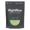 Right Rice Made From Vegetables - Garlic Herb - Case of 6 - 7 oz. HGR 2370005