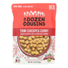 Ready to Eat Beans - Trini Chickpea Curry - Case of 6 - 10 oz..