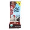 Clif Bar Nut Butter Filled Bar - Maple Almond Butter - Case of 12 - 1.76 oz.. HGR 2402972