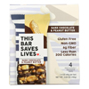This Bar Saves Lives Bar Dark Chocolate Peanut Butter 4 Pack - Case of 8 - 5.64 oz.. HGR 2447258