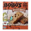 Bobo's Oat Bars Oat Bar - Chocolate Chip - Case of 6 - 4 pk HGR 2465383
