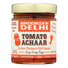 Brooklyn Delhi Tomato Achaar Chili Sauce - Case of 6 - 9 oz. HGR 2468312