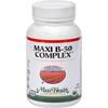 Maxi Health Kosher Vitamins Maxi Health Maxi B-50 Complex - 100 Maxi Caps HGR 0421891