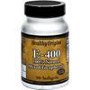 Vitamins OTC Meds Vitamin E: Healthy Origins - E-400 - 400 IU - 90 Softgels