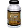 Vitamins OTC Meds Vitamin E: Healthy Origins - E-400 - 400 IU - 180 Softgels
