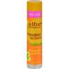 Alba Botanica Lip Balm - Pineapple Quench - Case of 24 - .15 oz HGR 0596593