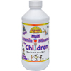 Vitamins OTC Meds Multi Vitamin: Dynamic Health - Liquid Multi Vitamin with Minerals for Children - 8 fl oz