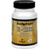 Vitamins OTC Meds Vitamin E: Healthy Origins - E-1000 - 1000 IU - 60 Softgels