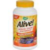 Vitamins OTC Meds Multi Vitamin: Nature's Way - Alive Multi-Vitamin No Iron Added - 180 Tablets