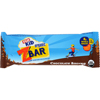 snacks: Clif Bar - Zbar - Organic Chocolate Brownie - Case of 18 - 1.27 oz