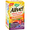 Vitamins OTC Meds Multi Vitamin: Nature's Way - Alive Whole Food Energizer Mult-Vitamin - 90 Vcaps