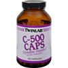 Vitamins OTC Meds Vitamin C: Twinlab - C-500 Caps - 500 mg - 250 Capsules