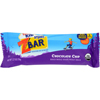 snacks: Clif Bar - Zbar - Organic Chocolate Chip - Case of 18 - 1.27 oz