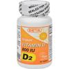 Deva Vegan Vitamins Vitamin D - 800 IU - 90 Tablets HGR 0814582