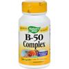 Vitamins OTC Meds Vitamin B: Nature's Way - Vitamin B-50 Complex - 100 Capsules